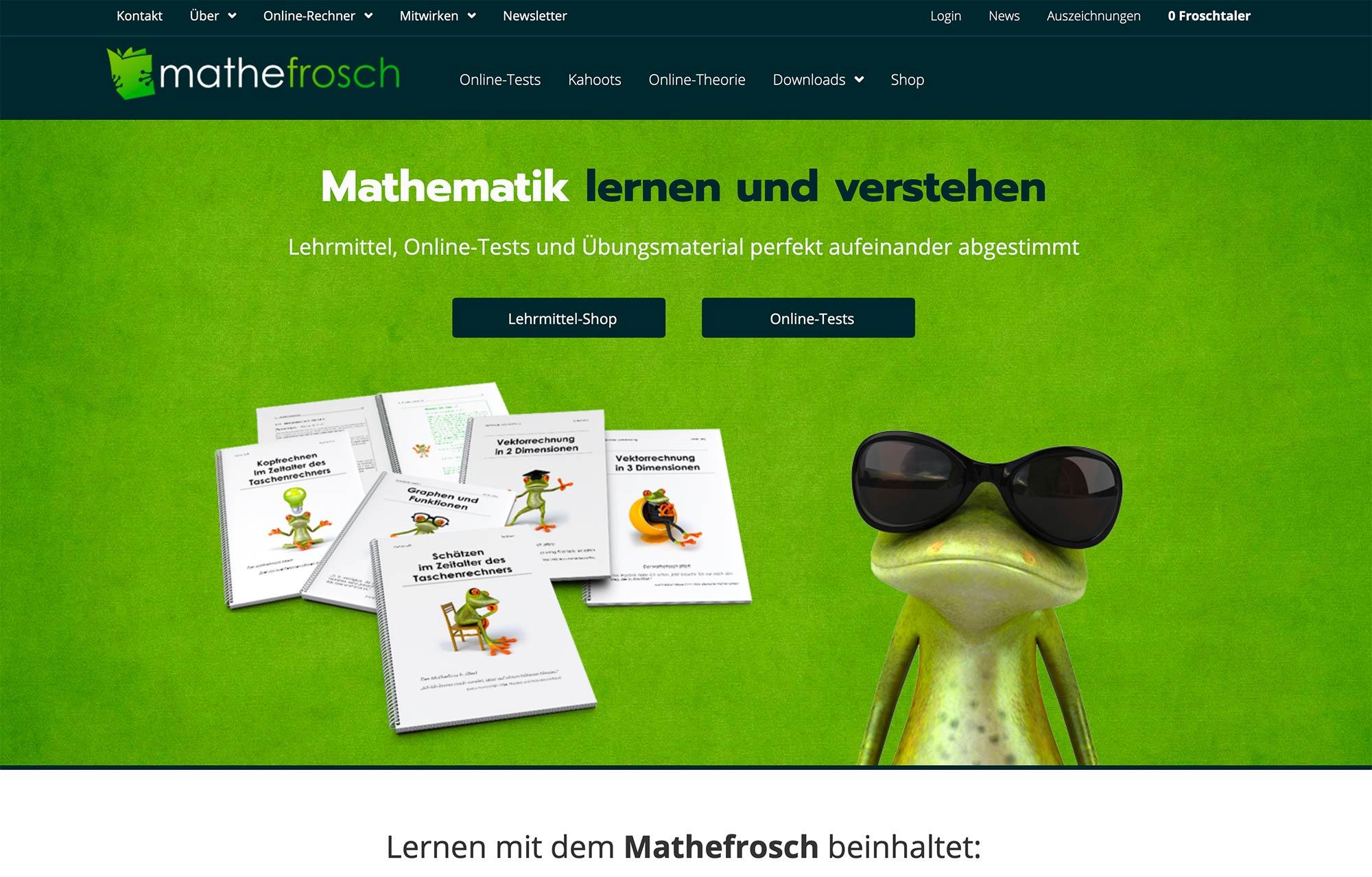 MatheFrosche